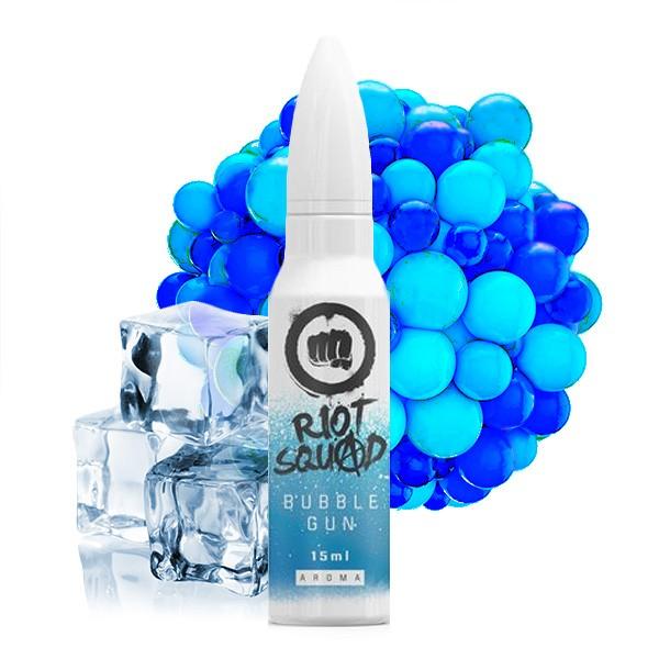 Riot Squad - Bubble Gun 15ml