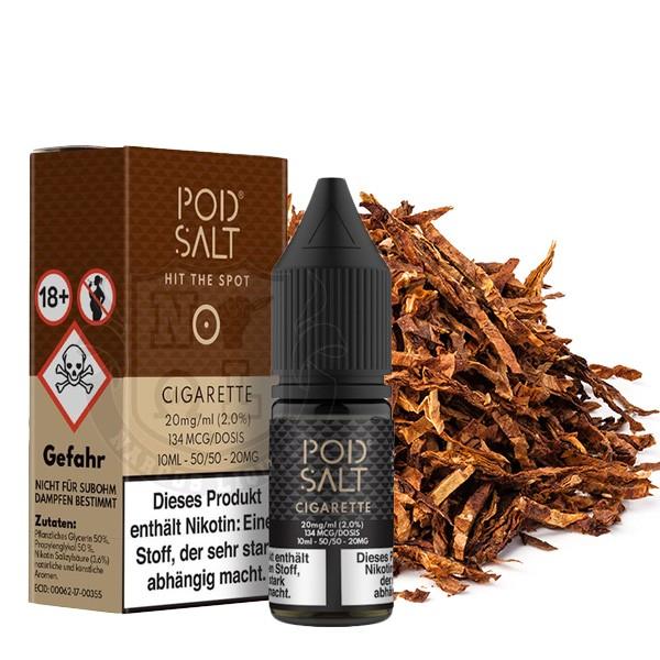 POD Salt Cigarette Nikotinsalz Liquid