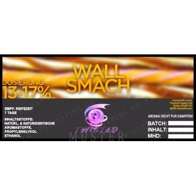 Twisted Vaping - Wall Smash 10 ml Aroma