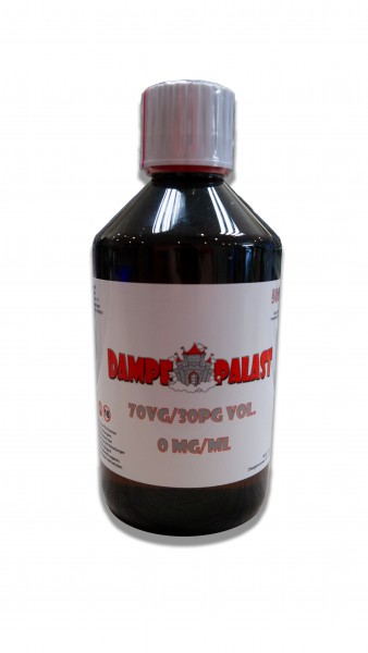 Dampf Palast Base 70/30 - 500 ml ohne Nikotin