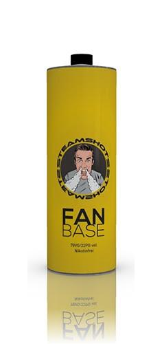 Steamshots Fan Base 78VG/22PG 750ml 0mg
