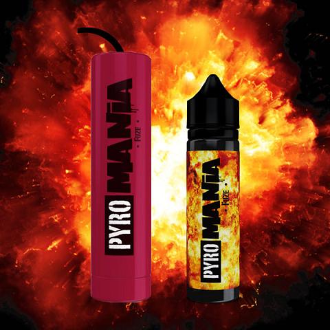 Pyromania - Fuze Aroma