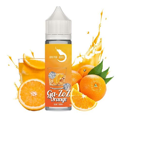 Hayvan Juice Ga-ZoZ Orange Aroma