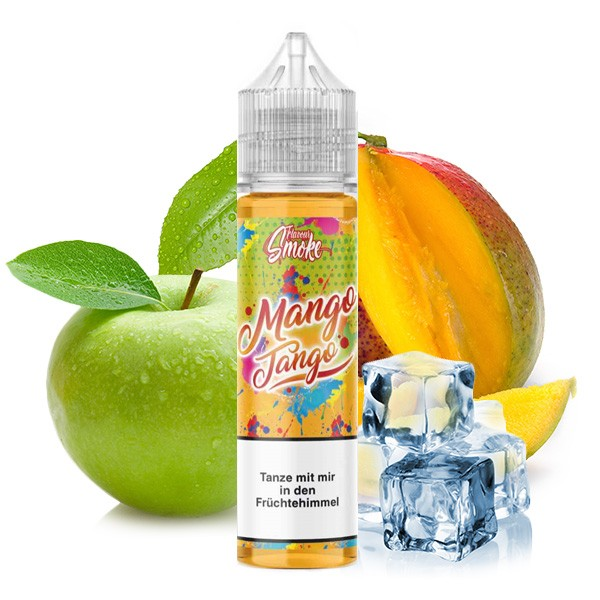 Flavour Smoke - Gold Mango Tango