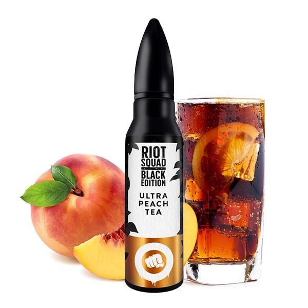 Riot Squad - Black Edition - Ultra Peach Tea Aroma