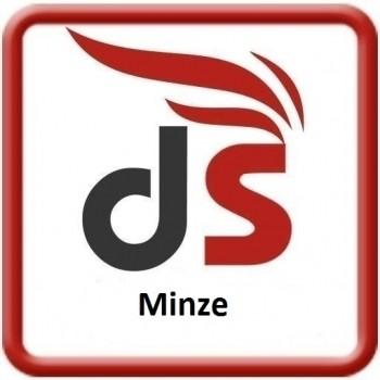 Damfaliquid Minze