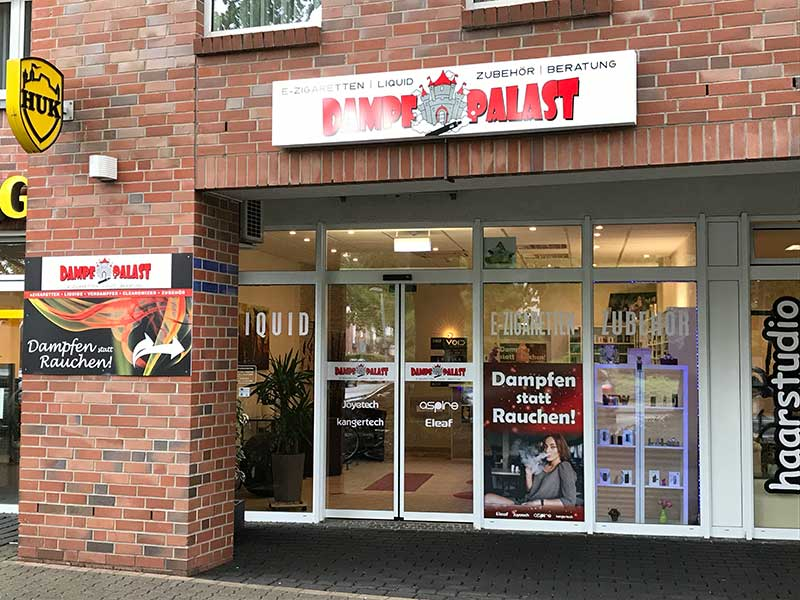 dampf-generation Shop Augsburg