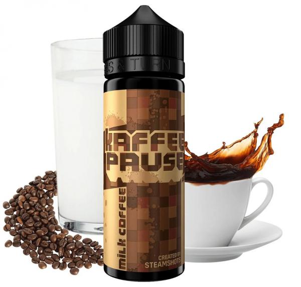STEAMSHOTS - Kaffeepause Milk Coffee Aroma