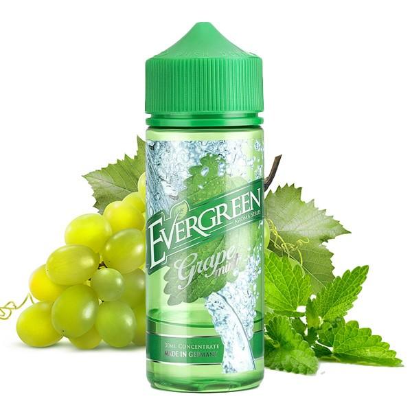 Evergreen - Grape Mint Aroma