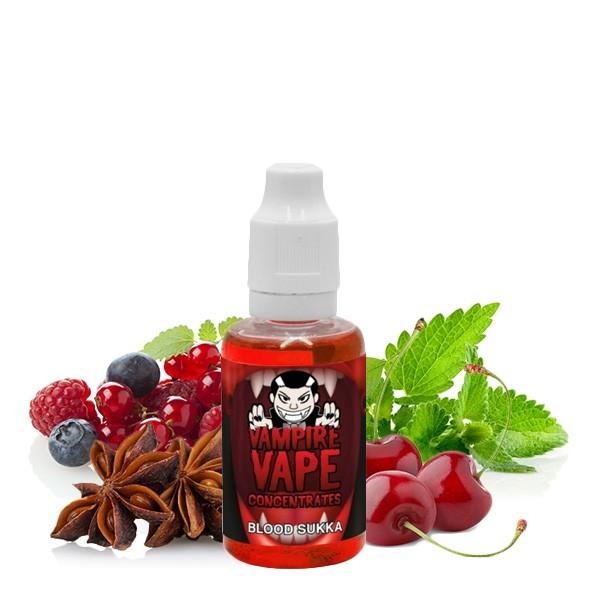 Vampire Vape - Blood Sukka 30 ml Aroma