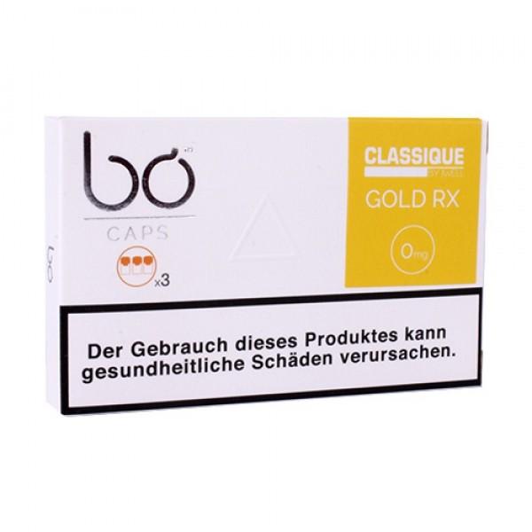 Bo Vaping Tobacco Gold RX