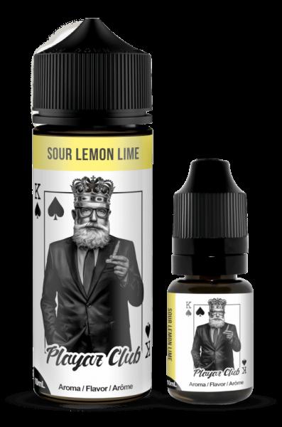 Playaz Club - PIK König Sour Lemon Lime Aroma
