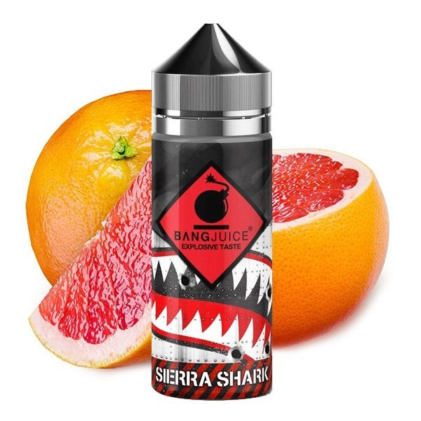 Bang Juice - Devision Sierra Shark 30ml Aroma