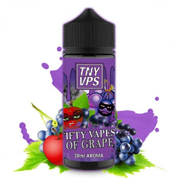 Tony Vapes - Fifty Vapes of Grape