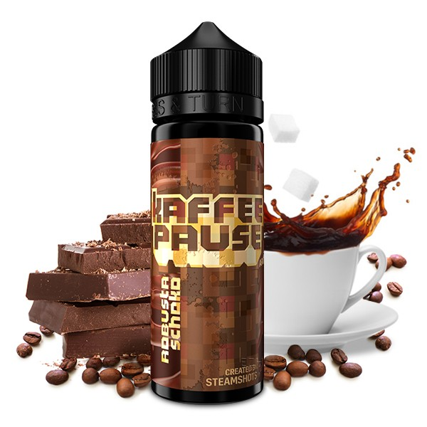 STEAMSHOTS - Kaffeepause Robusta Schoko Aroma