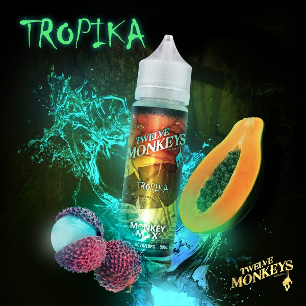 Twelve Monkeys Tropika