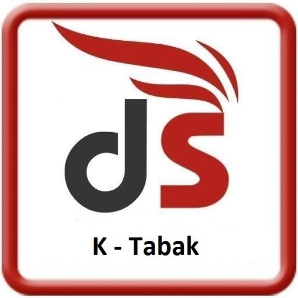 Damfaliquid K-Tabak