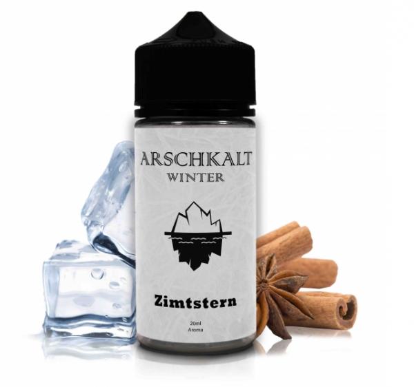 Arschkalt - Zimtstern Aroma