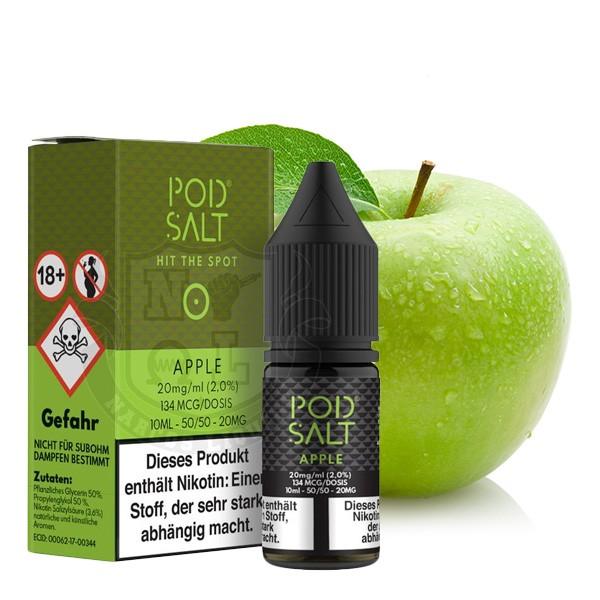 POD Salt Apple Nikotinsalz Liquid
