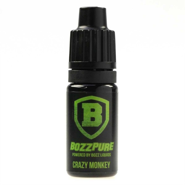 Bozz Pure Aroma Konzentrat - Crazy Monkey - 10 ml