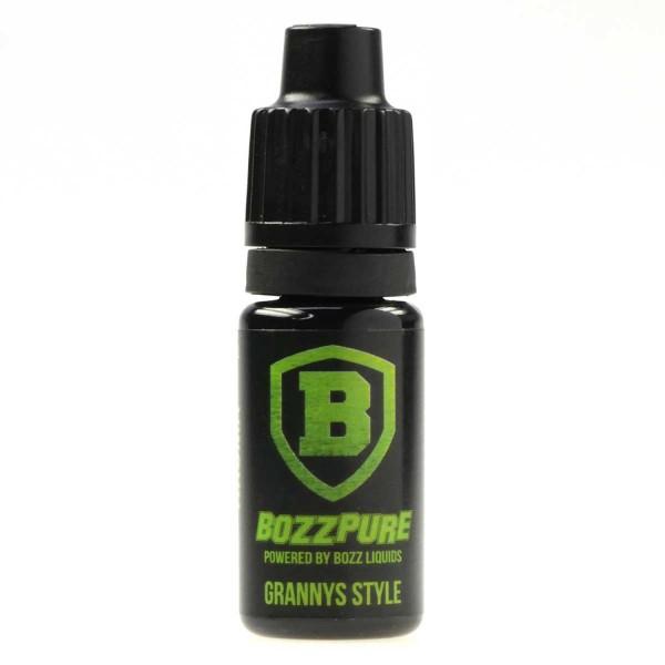 Bozz Pure Aroma Konzentrat - Grannys Style - 10 ml