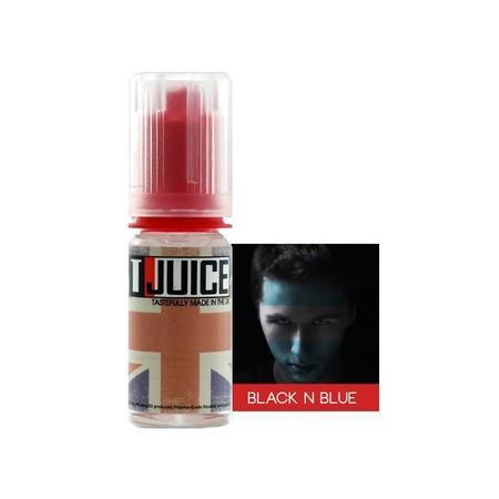 T-Juice - Black'n'Blue 10 ml Aroma