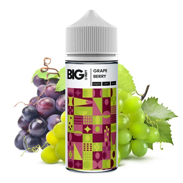 Big Tasty - Grape Berry