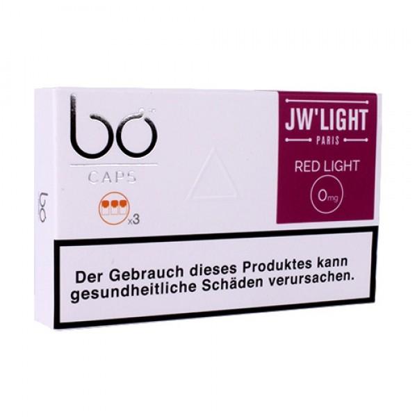 Bo Vaping Red Light