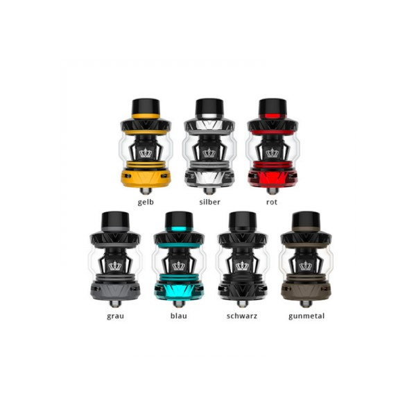 Uwell Crown 5 Tank Verdampfer