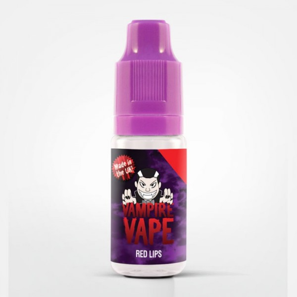 Vampire Vape Red Lips