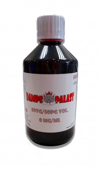 Dampf Palast Base 50/50 - 500 ml ohne Nikotin