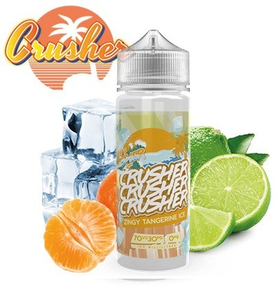 Crusher - Zingy Tangerine Ice