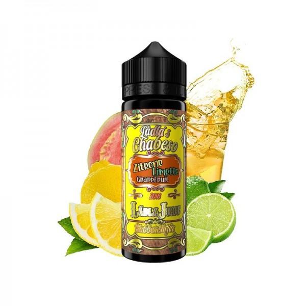 Lädla's Chabeso - Zitrone Limette Grapefruit Aroma