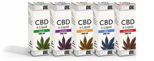 Canoil CBD E-Liquid 200mg - 10ml